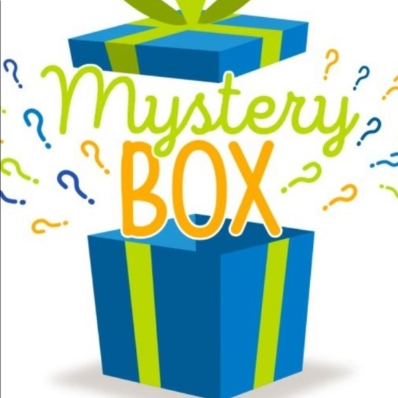 VINTAGE UNLISTED ITEMS MYSTERY BOX